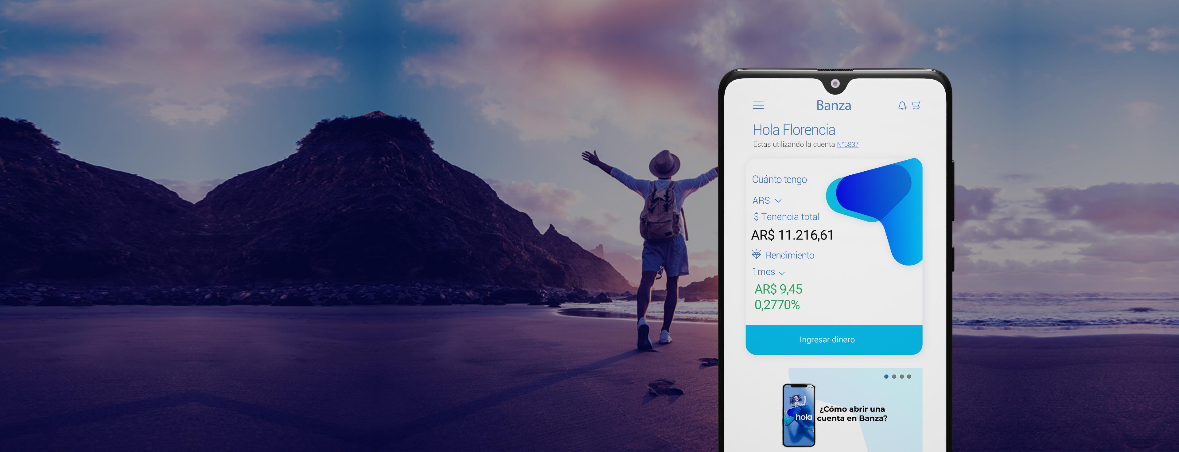 Revoluciona tu forma de ahorrar dinero e invertir online en Banza